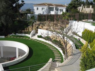 Royal Grass Garden